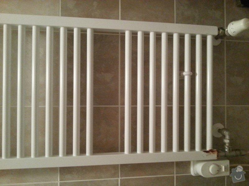 Vymena zebrikoveho radiatoru: 20150118_143450