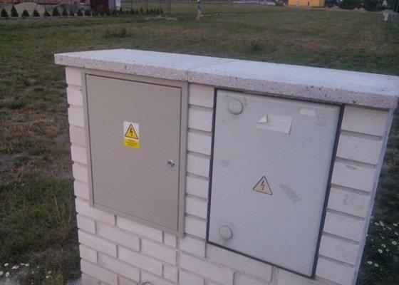 Revize elektro přípojky - antoníček