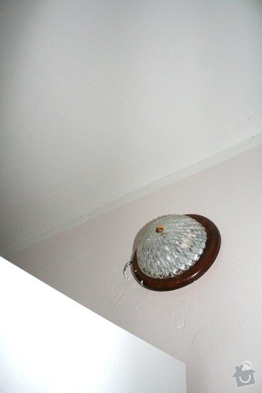 Sádrokartonový podhled (13m2) + zavěšení stropního svítidla: 436467_242