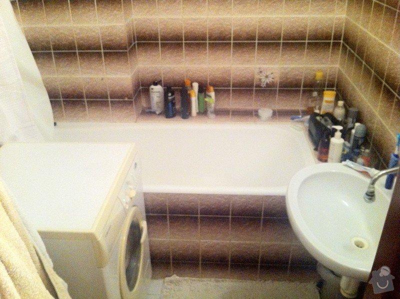 Rekonstrukce koupelny, Praha 5: Koupelna_3_