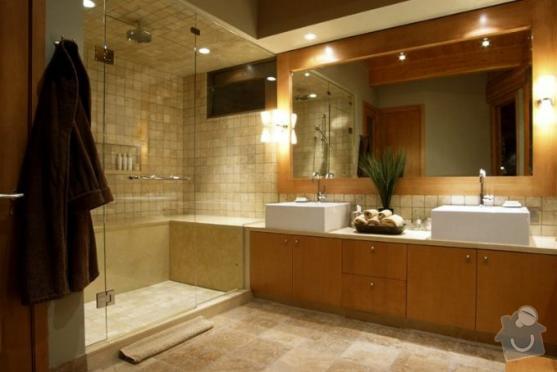 Rekonstrukce koupelny, Praha 5: 172543