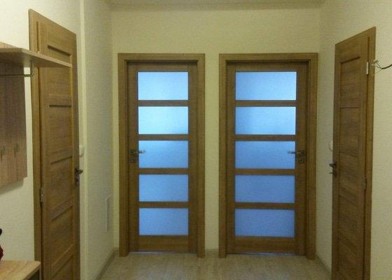 Obložky a dveře