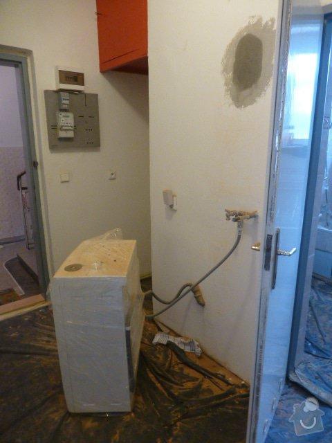 Vyvložkování komína: P1030995