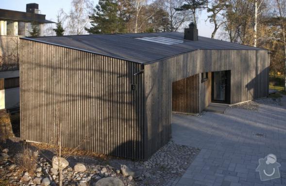 Návrh konstrukce a výpis prvků: fasada