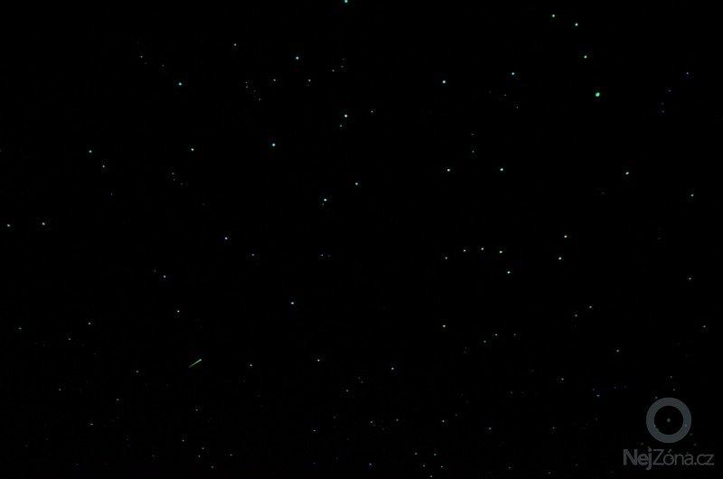 Noční obloha v dětském pokoji: DSC_0034