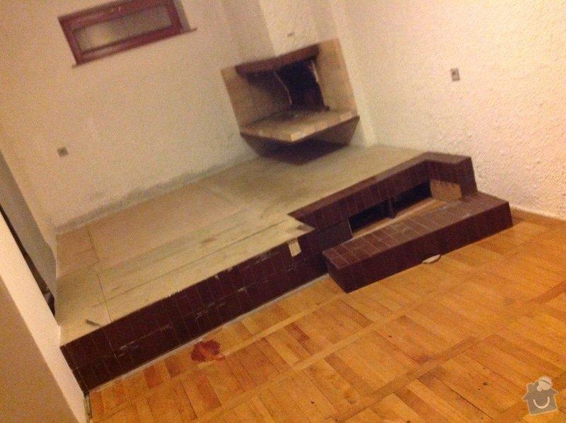 Odstraneni krbu, podia a zdeneho stolu: 2015-01-20_18.50.42