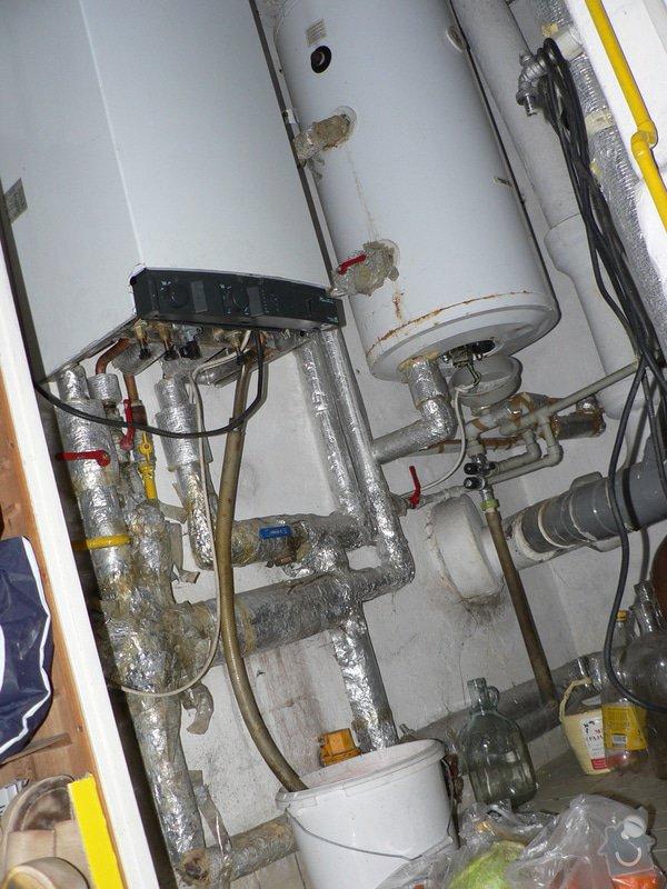 Výměna plynového kotle: P1190814