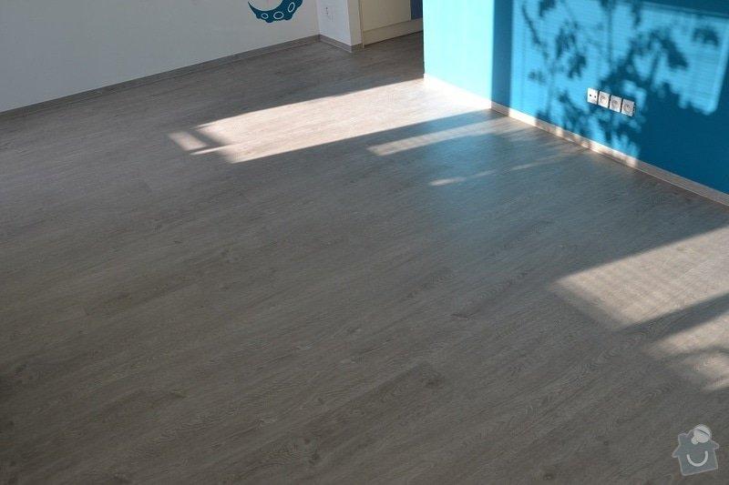 Podlaha, dveře, kuchyňská linka, vestvěná skříň: Darbujan_1