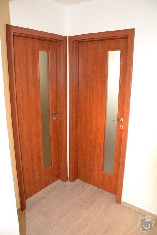 Podlaha, dveře, kuchyňská linka, vestvěná skříň: Darbujan_5