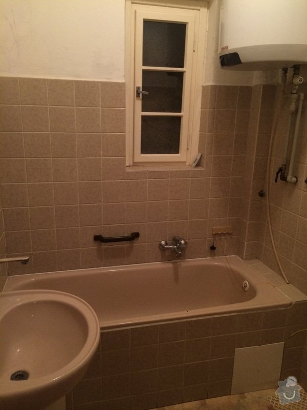 Rekonstrukce bytu 78 m2 (koupelna, kuchyň, podlahy, rozvody): 2015-01-07_12.14.34