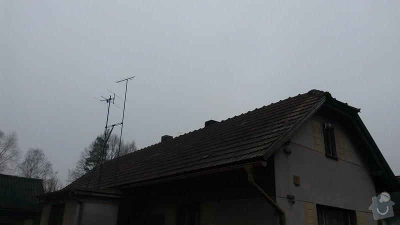 Rekonstrukce střechy: 20150121_111058