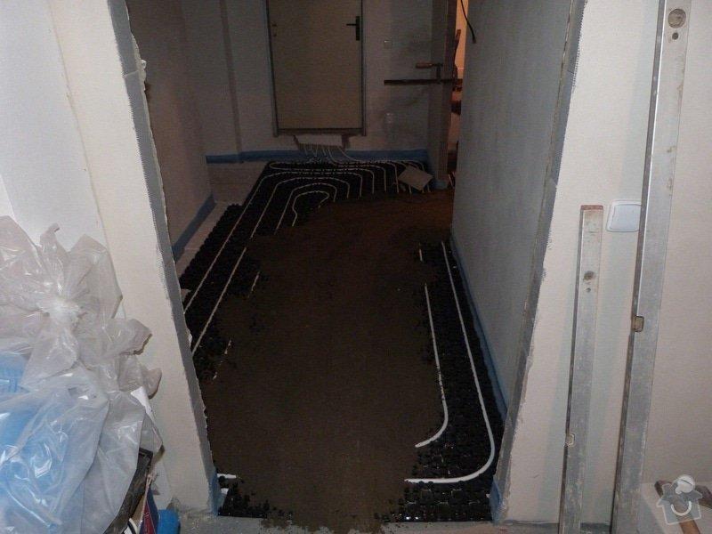 Betonáž místnosti: P1050191