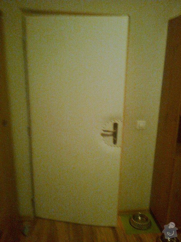 Oprava gauče a dveří: Fotografie0691
