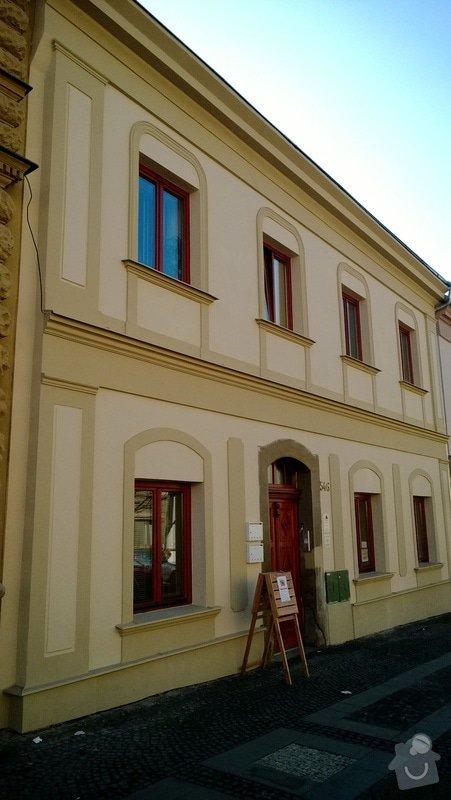 Malba historické fasády: Malba_fasady