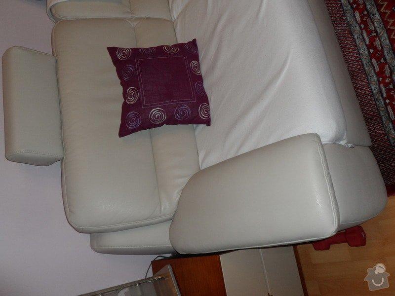 Přečalounění sedačky: SAM_4062