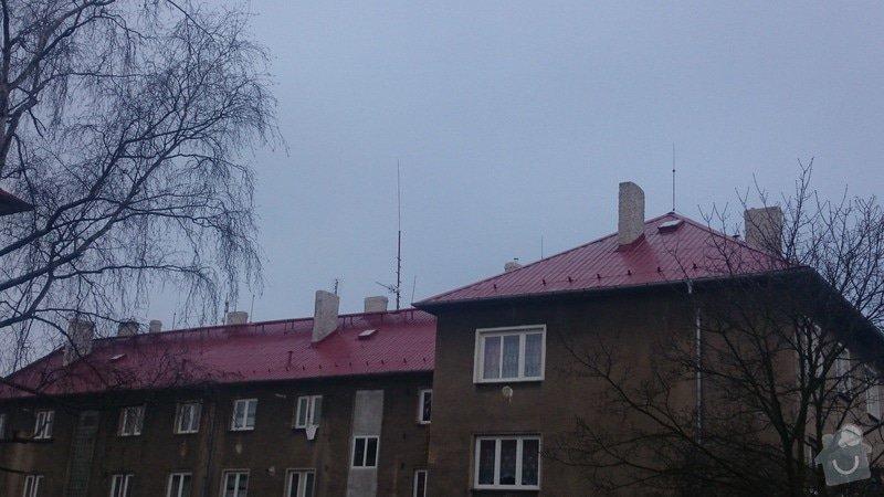 Rekonstrukce střechy,postavení lehkého plotu,postavení zdí z KB bloku,dlažba: DSC_0060