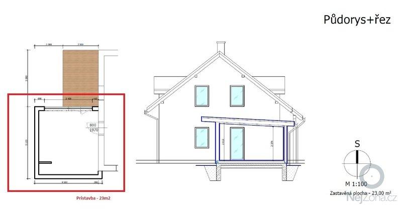 Zhotovenie zakladovej dosky pod pristavbu rodinneho domu: Pristavba_-_zakladova_doska