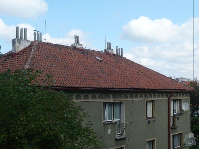 Výměna střešní krytiny bytového domu: _006_FOTO_OD_JV