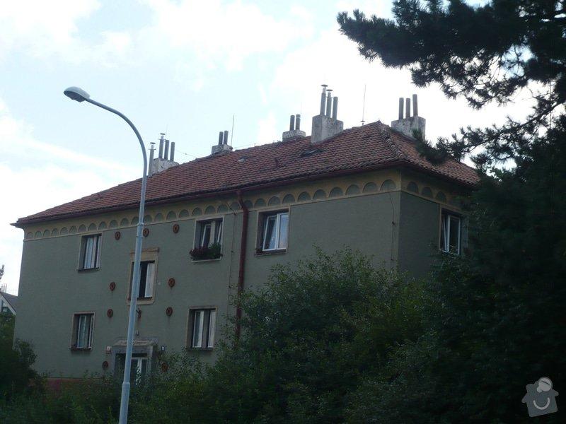 Výměna střešní krytiny bytového domu: _007_FOTO_OD_JZ