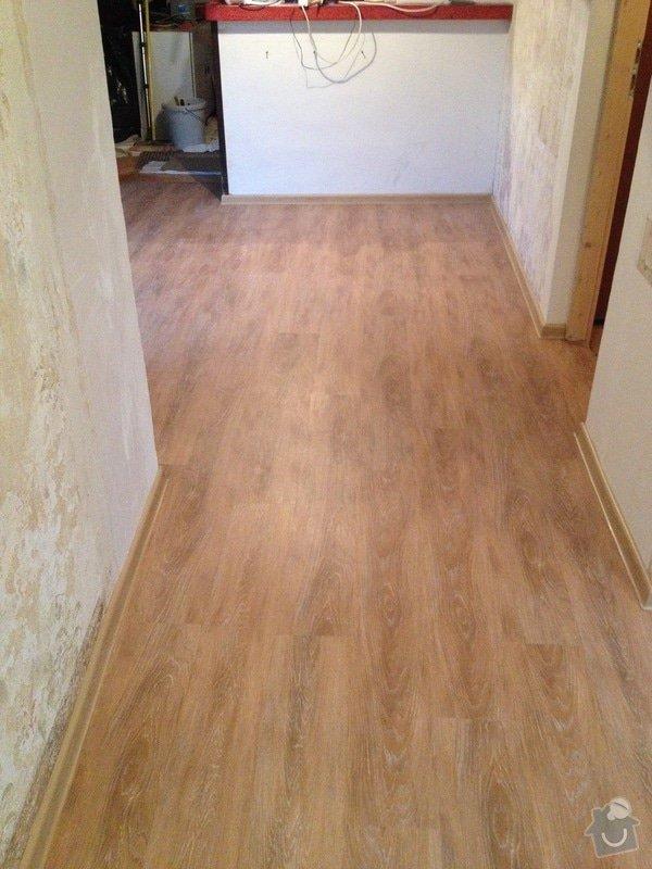 Pokládka vinylové podlahy systémem clic - 22 m2: 3