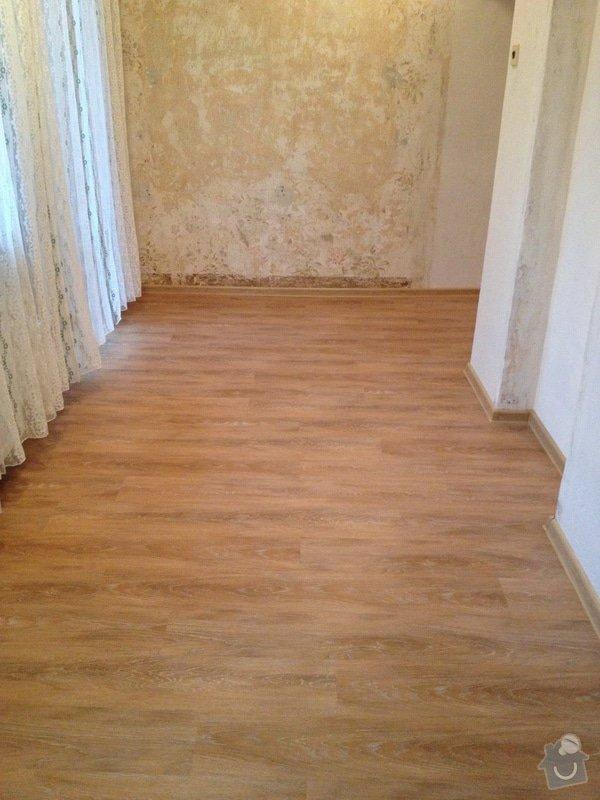 Pokládka vinylové podlahy systémem clic - 22 m2: 4