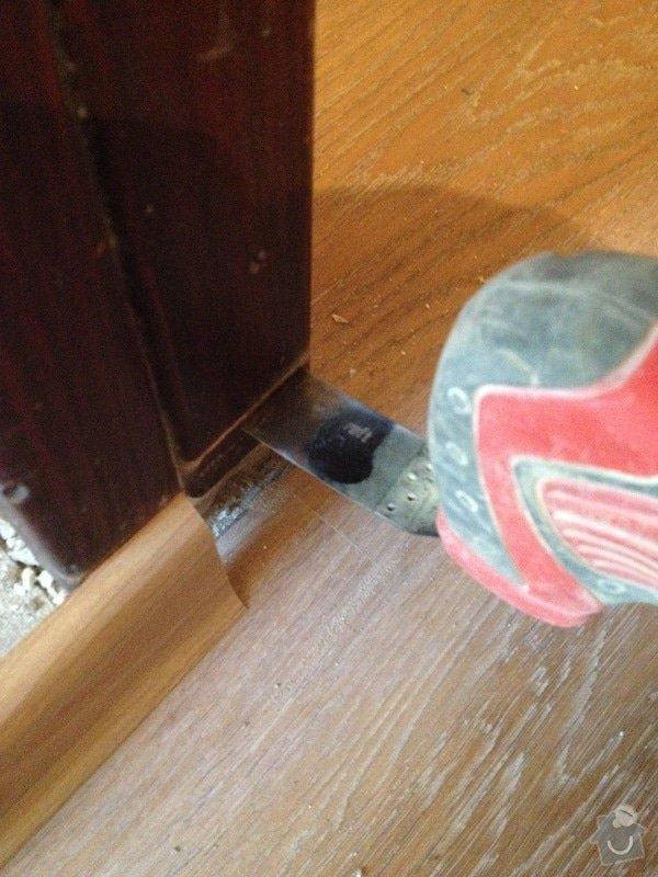 Pokládka vinylové podlahy systémem clic - 22 m2: 6