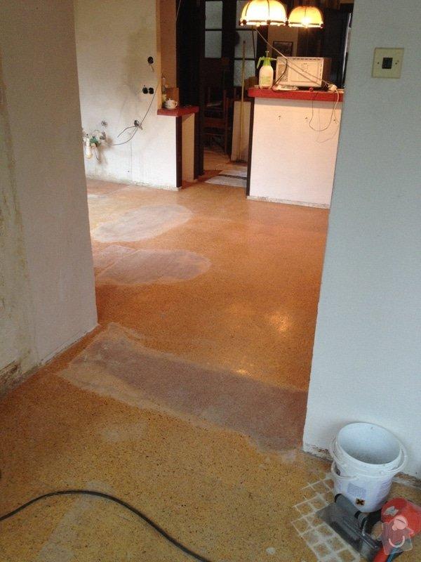Pokládka vinylové podlahy systémem clic - 22 m2: 14