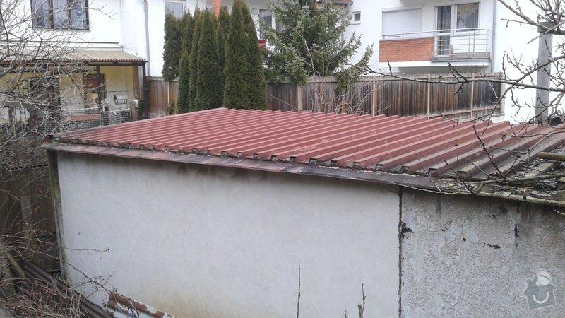 Oprava střechy: 20150121_152244