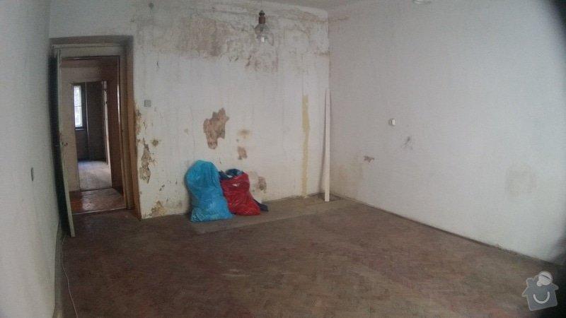 Kompletní rekonstrukce v bytě: 20141014_151325