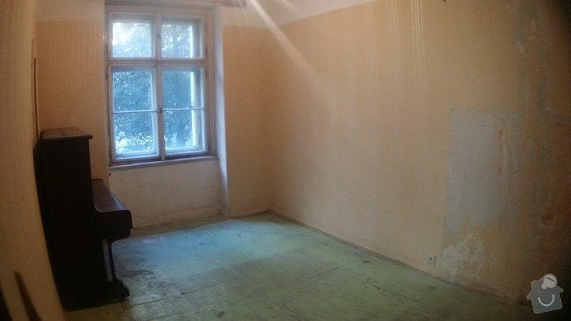 Kompletní rekonstrukce v bytě: 20141014_151348