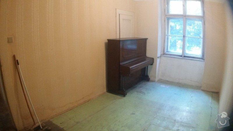 Kompletní rekonstrukce v bytě: 20141014_151358