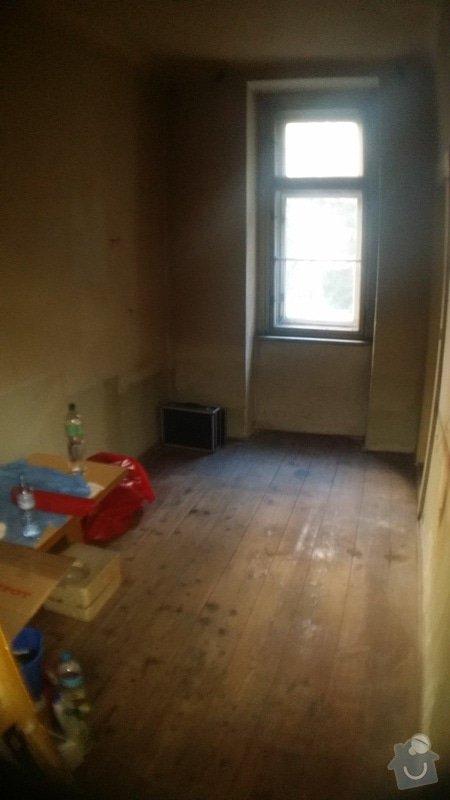Kompletní rekonstrukce v bytě: 20141014_151412