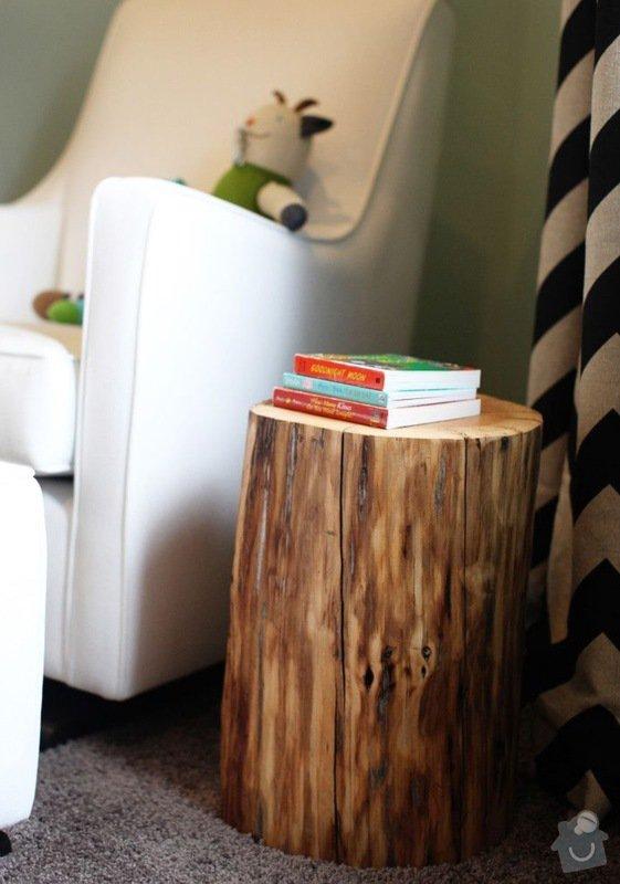 Dřevěný špalek - do interiéru: FullSizeRender_2
