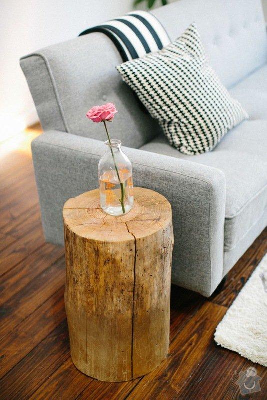Dřevěný špalek - do interiéru: FullSizeRender