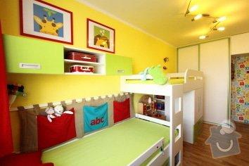Návrh interiéru dětského pokoje: IMG_3581