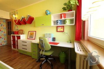 Návrh interiéru dětského pokoje: IMG_3584