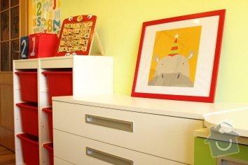 Návrh interiéru dětského pokoje: IMG_3586