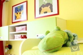 Návrh interiéru dětského pokoje: IMG_3588