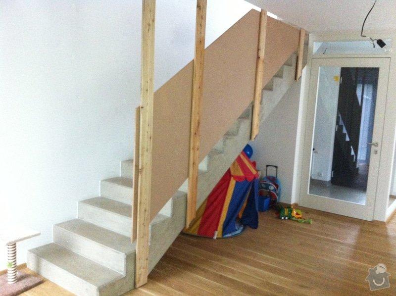 Skleněné zábradlí schodiště : schody_bok_1