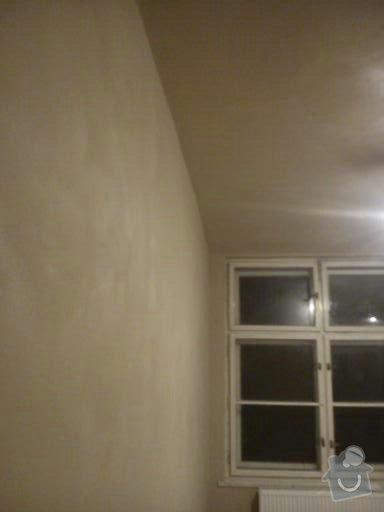 Oštukování stěny a stropu: 315976904837_1_