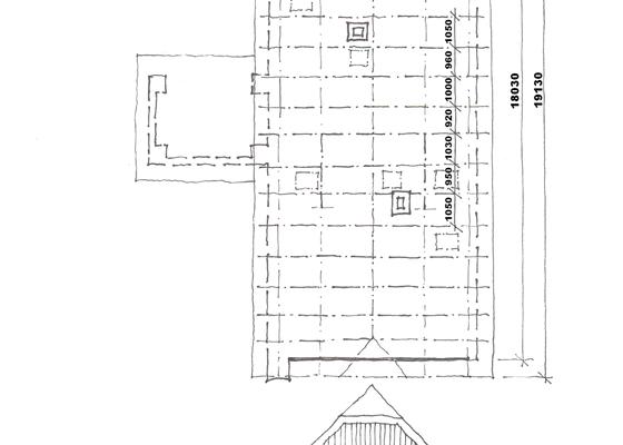 Oprava strechy a rekonstrukce