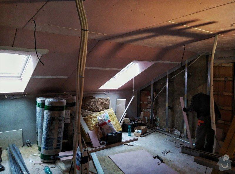 Kompletní rekonstrukce podkroví, podlaha Puretec DD 350 S: IMG_20141203_112614