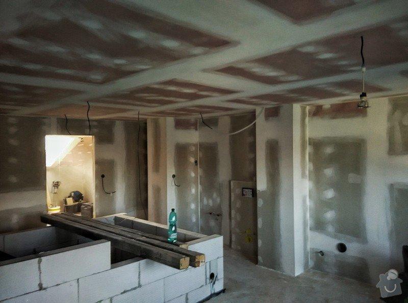 Kompletní rekonstrukce podkroví, podlaha Puretec DD 350 S: IMG_20141212_104151