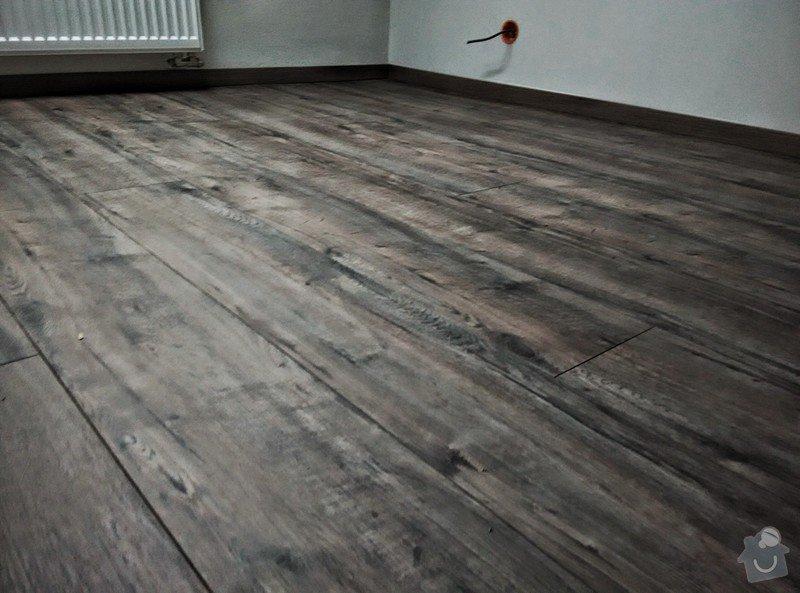 Kompletní rekonstrukce podkroví, podlaha Puretec DD 350 S: IMG_20150120_104133