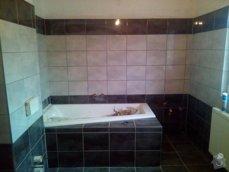 Obklady a dlažby v koupelně: IMG_20150128_145447
