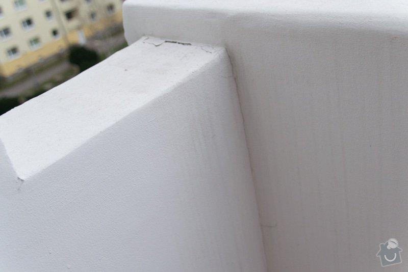 Oprava opadaného štuku a prasklin na balkoně 5m2: DSC_0172