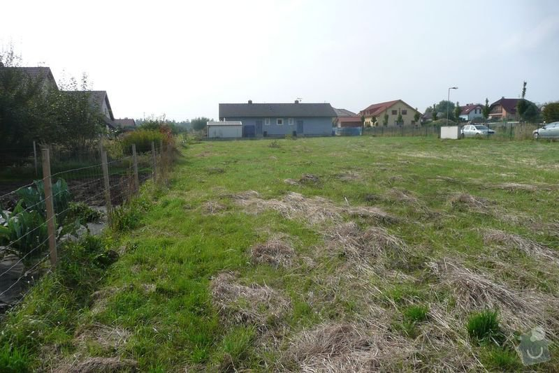Drátěný plot 160 cm, asi 130 m: pozemek3