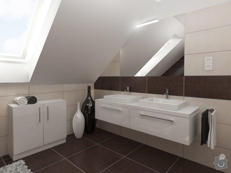 Rodinný domek s výhledem na Ještěd: 06_RD_Liberec_-_koupelna