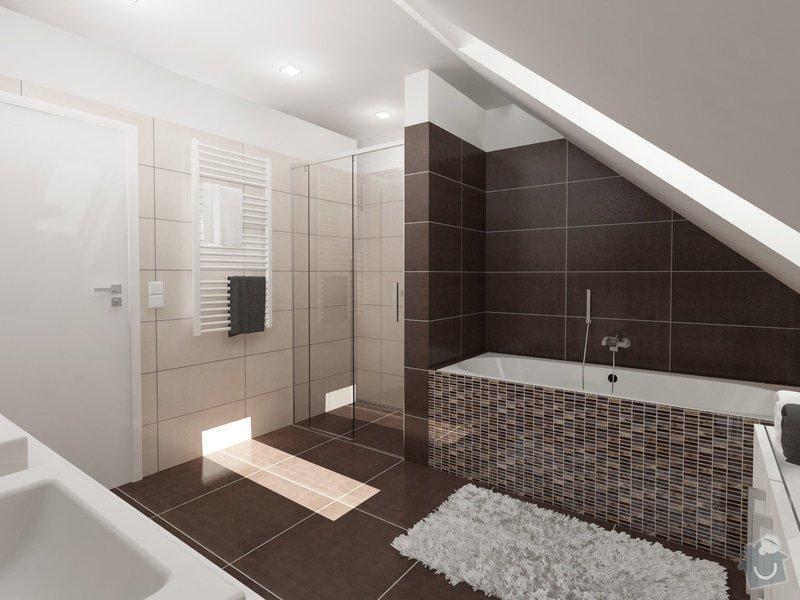 Rodinný domek s výhledem na Ještěd: 07_RD_Liberec_-_koupelna