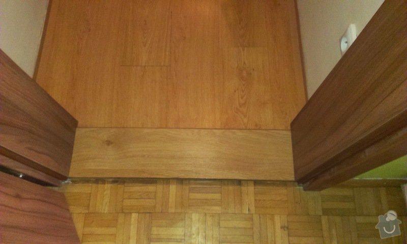 Dodávka a montáž vnitřních dveří  a obkladu ocelových zárubní-Praha 4 : IMAG1646